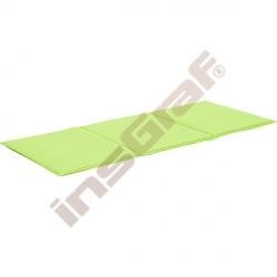 Gymnastická podložka zelená