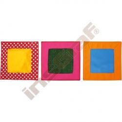 Strukturové čtverce - doplňková sada