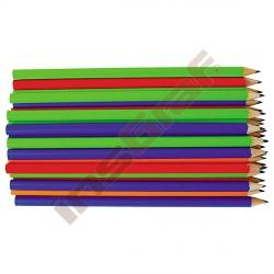 Grafitové tužky trojhranné