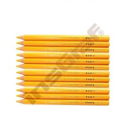 Pastelky Color Giants 12 ks žluté