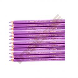 Pastelky Color Giants 12 ks fialové
