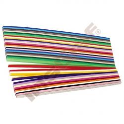 Papírové pásky úzké