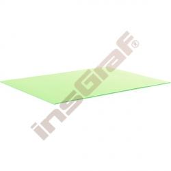 Hladký kartón 50 x 70 cm - zelený