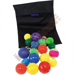 Sada senzorických míčků