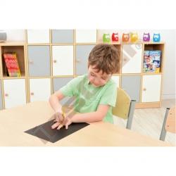 Kartony pro seškrabávání A4 - 10 ks