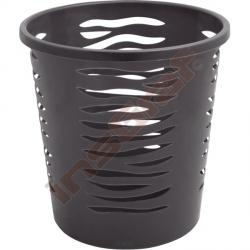 Koš na papír zebra 10 litrů