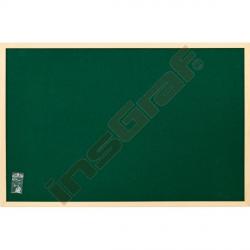 Korková tabule 60 x 90 cm - zelená