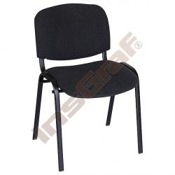 Konferenční židle ISO Black černá
