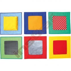 Strukturové čtverce - základní sada