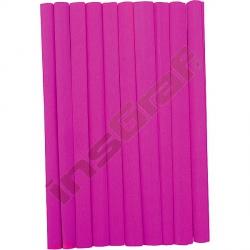 Krepový papír fialový 10 ks