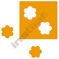 Děrovací kleště - květ