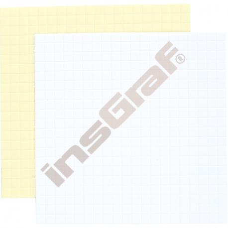 Samolepící čtverce 0,5 mm