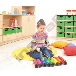 Trubičkový xylofon