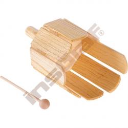 Dřevěný bubínek