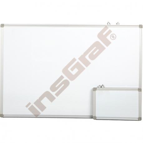Bílá magnetická tabule 60 x 90 cm