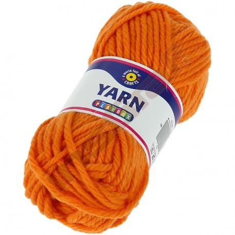 Bavlnka - oranžová