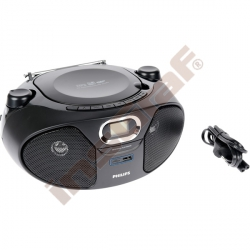 Rádio s CD přehrávačem Philips AZ385/12